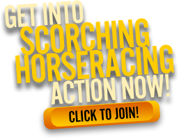 Get into scorching horseracing action!